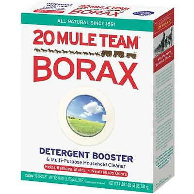 65-OZ 20 Mule-Team Borax Natural Laundry Detergent Booster