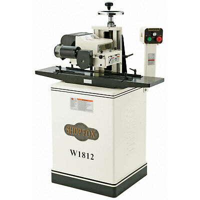 Shop Fox W1812 2HP 220V, Single-Phase, TEFC, Planer with Stand