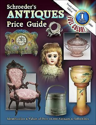 Schroeder's Antiques : Price Guide 2009