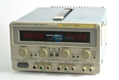 Tektronix PS283 DC Power Supply - Grade C