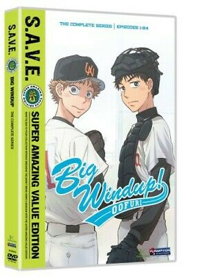 Big Windup: The Complete Series [S.A.V.E.] [4 Discs] (2010, DVD NEW)