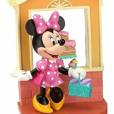 Disney Minnie Mouse Shopping Sketchbook Christmas Ornament Brand New In Box