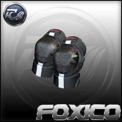 Scoyco Motorcycle Moto X/BMX/Off Road Knee Pads Gear Protector Safety