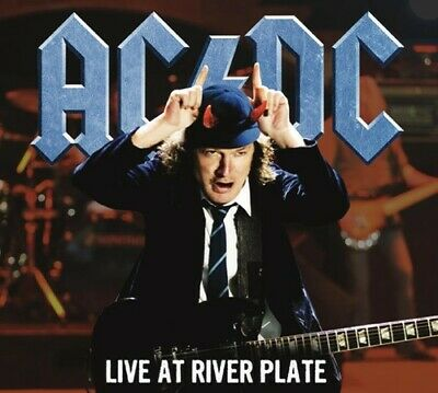 AC/DC - AC/DC Live At River Plate [New CD] Digipack Packaging