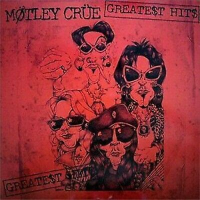 Motley Crue - Greatest Hits [Vinyl New]