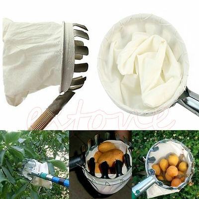 Useful Practical Horticultural Fruit Picker Gardening Peach Apple Pear Tools