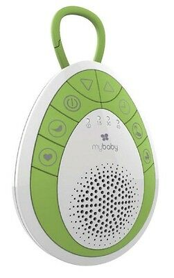 myBaby by Homedics SoundSpa On-The-Go Soother