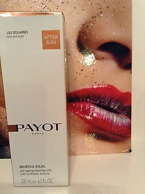 Payot Paris 200 Ml Les Solaires Face And Body After Sun