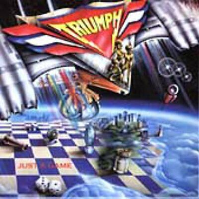 Triumph - Just a Game [New CD] Rmst
