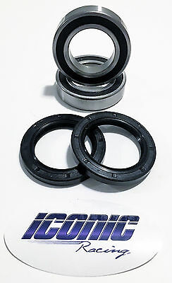 03-08 Suzuki LTZ400 Z400 Rear Wheel Axle Carrier Bearing and Seal Kit