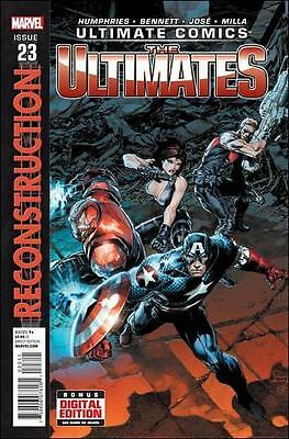 Ultimate Comics The Ultimates #23 Marvel Comics First Print