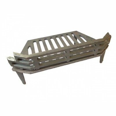 "Your Diy Shop Victorian/WW Fire Grate 16"" - 4 Legs C/W Guard"