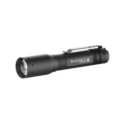 LED Lenser P3 BM Professional Black Key Ring Light Torch 8403