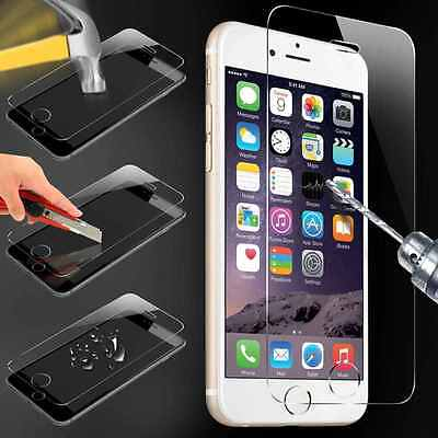 100% Genuine Tempered Glass Film Screen Protector For Apple Iphone (6,6S,7)Plus