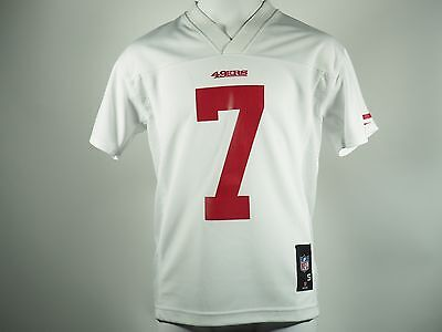 a63f20ec5 San Francisco 49ers Colin Kaepernick Official Unisex Youth Size NFL Jersey  New