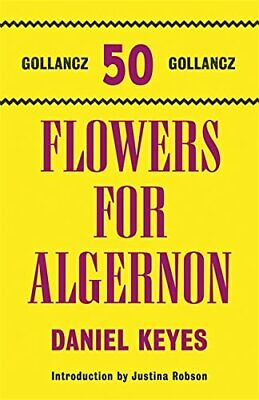 Flowers For Algernon (S.F. Masterworks) by Keyes, Daniel Book The Cheap Fast