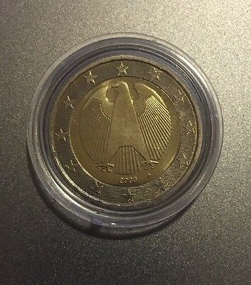 2003 Germany 2 Euro Coin