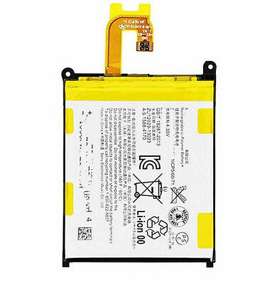 New Replacement Battery for Sony Xperia Z3V D6708 Verizon 32GB Smartphone US