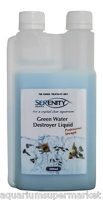 Serenity Green Water Destroyer Liquid 500ml - Aussie Seller