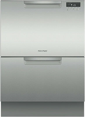 NEW Fisher & Paykel DD60DCX9 60cm Double Dishdrawer