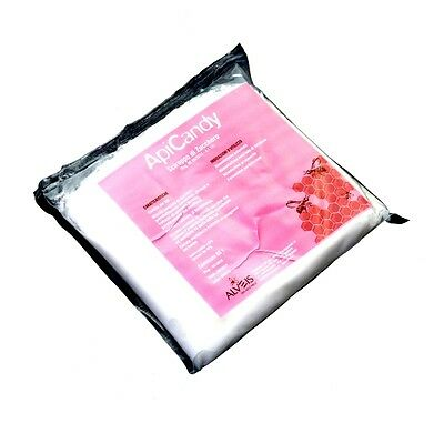 2 x 1Kg Pouch Of ApiCandy Beekeeping Bee Food