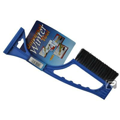 Car Ice Scraper with Snow Brush & Sqeegee - snow - Frost - Winter 36cm Long