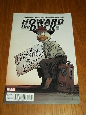 Howard The Duck #8 Marvel Comics Variant
