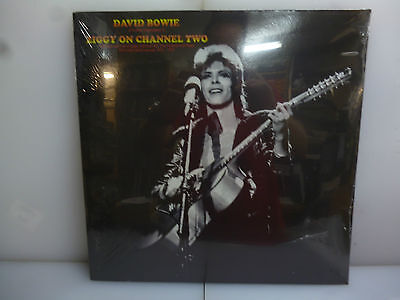 David Bowie-Ziggy On Channel Two. 1970-1973.-Vinyl Lp-New.sealed.