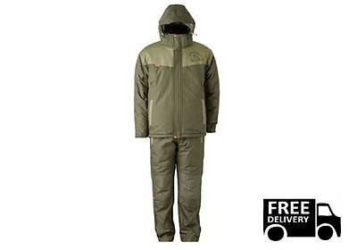 Trakker Core Multi-Suit Three-Piece Carp Fishing Suit RRP £119.99 SMALL to XXXL