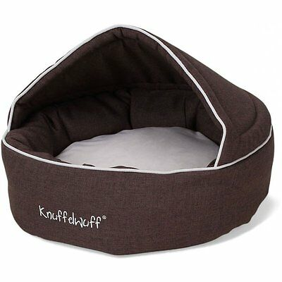 Cave de lit Pumbaa Knuffelwuff pour chien Grotte chat