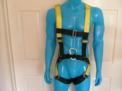 Zuoyi Power Lightweight Full Body Harness For Rigging, Tree Work, Climbing Etc.