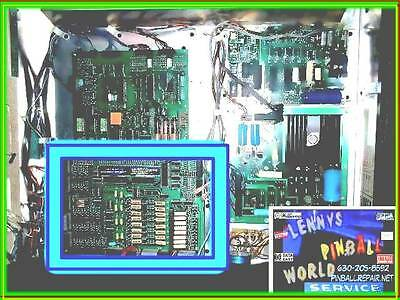 Williams PInball Driver Board READY TO INSTALL Solenoid  Driverboard `1977 & UP