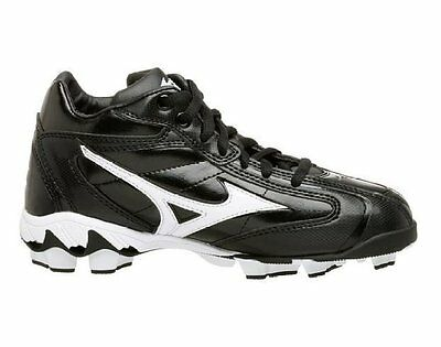 NEW Mizuno 9 Spike Youth Franchise Mid G4 Baseball Cleats Size 5.5 320281.9000
