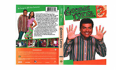 The George Lopez Show: The Complete Sixth Season (DVD, 2015, 2-Disc Set)