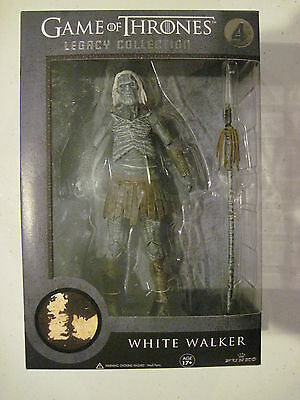 """White Walker 6"""" Legacy Collection Figure by Funko Game of Thrones HBO"""