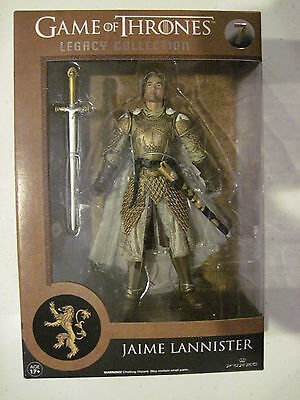 """Jamie Lannister 6"""" Legacy Collection Figure by Funko Game of Thrones HBO"""
