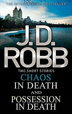Chaos in Death/Possession in Death by Robb, J. D. Book The Cheap Fast Free Post