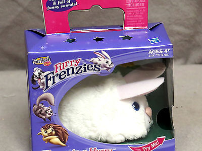 """Furry Frenzies """"flurry In A Hurry""""  Nib Perfect Easter Gift"""