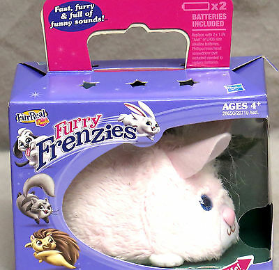 "FURRY FRENZIES ""HOPSY McPINKY""  NIB PERFECT EASTER GIFT"
