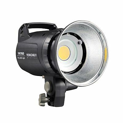 Yongnuo YN760 5500K 80W Video Studio LED Dimming Continuous Light Lighting New
