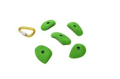ETCH Crimper Set G Climbing Hold, Green