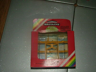 Vintage Britains 1980 Bomford Heavy Cultivator 9561 - 1:32 Scale Mint In Box