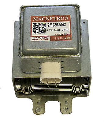 Panasonic Nn-Ct552W Microwave Magnetron 2M236-M42 Replacement Part