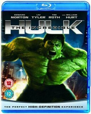 Incredible Hulk - Blu-ray Region B Free Shipping!