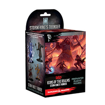 D&D Icons of the Realms Storm King's Thunder Booster