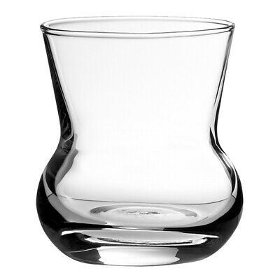 Thistle Old Fashioned Glasses 270ml - Set of 6 - Whisky Tumblers for Nosing