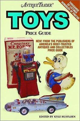 Antique Trader Toys Price Guide