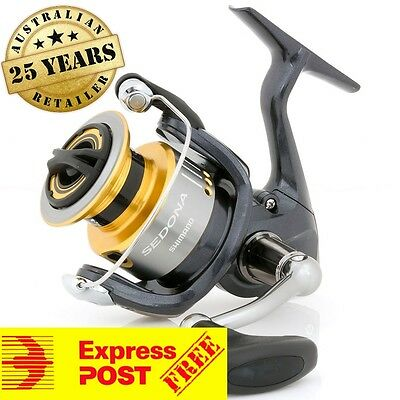 Shimano Sedona 1000FE Brand New Fishing Reel