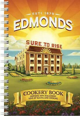Edmonds Cookery Book (Fully Revised) by Goodman Fielder Spiral Book Free Shippin