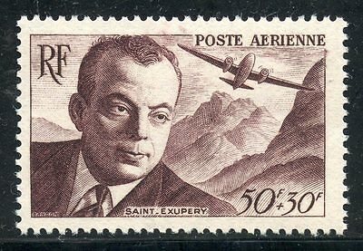 Stamp / Timbre France Neuf Poste Aerienne N° 21 ** Saint Exupery